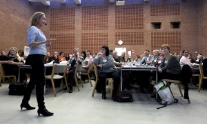 LisbethZornig konference Søren Alwan Horsens Folkeblad-web