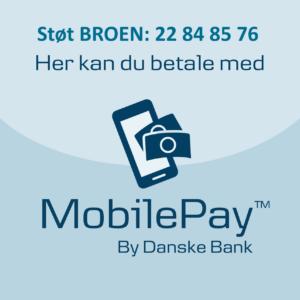 MobilePay-logo BROEN-nummer