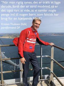 Kristian Thulesen Dahl foto med citat