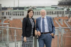 Jane og Poul Erik Bech