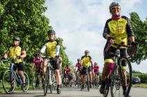 Cykler 900 km for udsatte børn