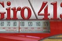 Giro 413 med støtte til BROEN-børn