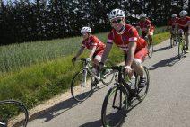 Cykelhold besøger BROENs fødested