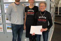 Stor donation fra Poul Erik Bech Fonden