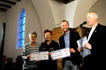 Tak til Lions i Vejen Kommune for donationen på 15.450 kr.