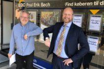 Dejligt - En donation på 50.000,- kr. fra Poul Erik Bech Fonden