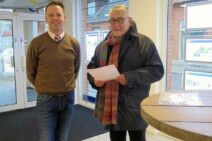 Poul Erik Bech Fonden med donation for tredje gang