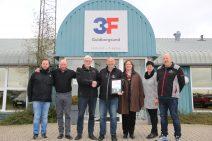 3F Guldborgsund støtter BROEN Guldborgsund
