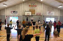 BROEN Mariagerfjord danser 'Fortnite'